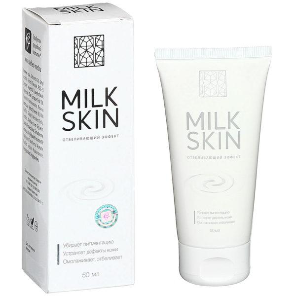 «Milk skin» Крем отбеливающий